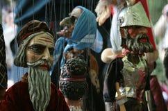 1 marionette Royaltyfria Bilder