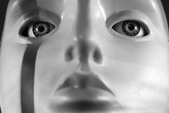 (1) maska Fotografia Royalty Free