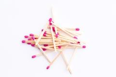 (1) matchsticks Obrazy Stock