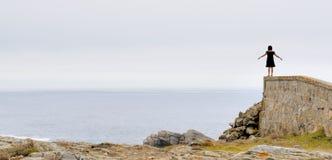1 meditationnr. Royaltyfri Foto