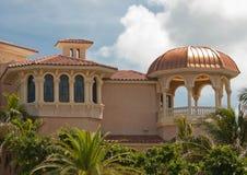 1 mediterranian arkitektur Royaltyfria Bilder