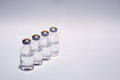 (1) medyczne buteleczki Zdjęcia Royalty Free