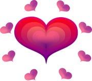 (1) miłość royalty ilustracja