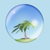 1 miljöbeskydd Royaltyfri Bild