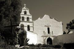 1 misja sepiowa kościelna Zdjęcia Royalty Free