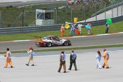 1 Mobil Porsche supercup Στοκ Φωτογραφία