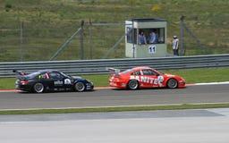 1 Mobil Porsche supercup Στοκ εικόνα με δικαίωμα ελεύθερης χρήσης