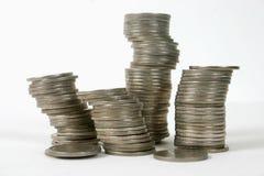 1 monety obraz royalty free