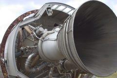 1 motorraket Arkivbilder