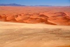 1 namibia sossusvlei Royaltyfria Bilder