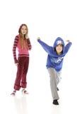 1 nastolatków Fotografia Royalty Free