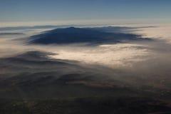 1 nevada toppig bergskedja Fotografering för Bildbyråer
