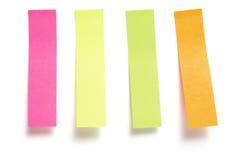 (1) nowe notatki Fotografia Stock