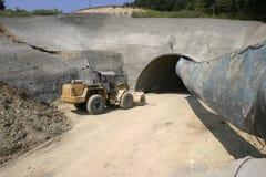 (1) nowy tunel Fotografia Stock