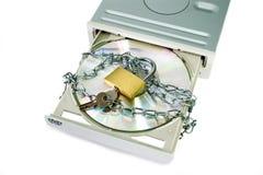 1 ochrony danych Obraz Stock