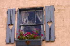 1 okno Zdjęcie Stock
