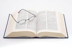 1 ordbok Arkivbild