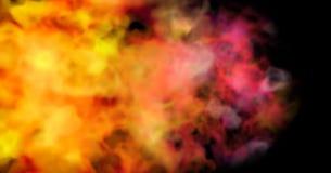 (1) płomienie Zdjęcie Stock