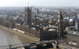 (1) pałac Westminster Zdjęcia Stock