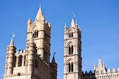 1 palerm собора Стоковые Изображения