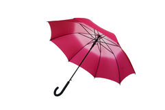 1 parasolkę Obrazy Stock