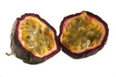 1 passionfruit Arkivbild