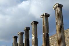 1 pergamum废墟 免版税图库摄影
