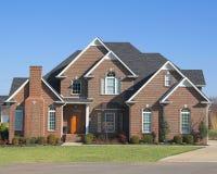 a 1 piękne domy serii Zdjęcie Royalty Free