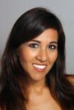 (1) piękny headshot Latina Obrazy Stock