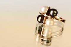 1 pierścionek Fotografia Royalty Free