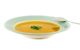1 pietruszki zupę. Obraz Stock