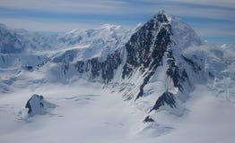 1 pinnicle горы Стоковое Изображение