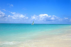 1 playa Royaltyfri Foto