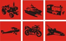 (1) pojazdy Zdjęcia Stock
