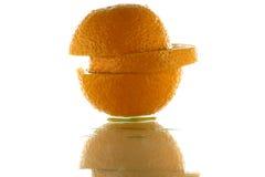 (1) pomarańcze Zdjęcia Stock
