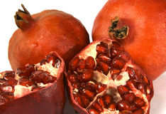 1 pomegranate Стоковые Изображения