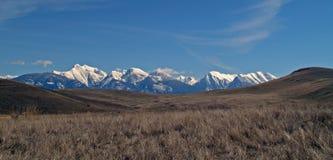 (1) przyglądające góry Zdjęcie Royalty Free