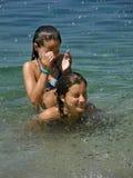 (1) przyjemność folował morze Obraz Stock