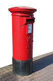 1 pudełkowata pocztę Obrazy Royalty Free