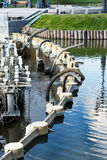 1 pumps Στοκ φωτογραφίες με δικαίωμα ελεύθερης χρήσης