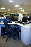 1 puste biura Obraz Stock