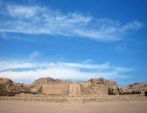 1 pyramid Arkivfoton