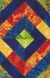 1 quilt Стоковое фото RF