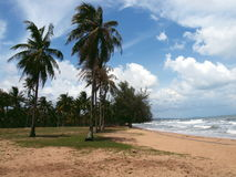 1 quoc песочный Вьетнам phu мангоа острова пляжа залива Стоковое фото RF