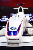 1 racecar formel Fotografering för Bildbyråer