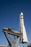 1 raket Arkivbilder
