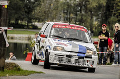 1 Rally of Katowice Royalty Free Stock Images