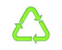 1 recyklingu Royalty Ilustracja