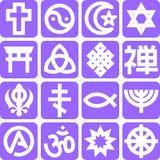 1 religioso Fotografia Stock