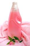 1 rosa rinser Royaltyfria Bilder